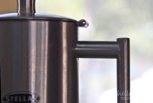 Coffee Pot Detail