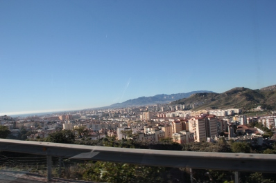 Bye Bye Malaga, hope to see you again soon (in particular some of it's residents)
