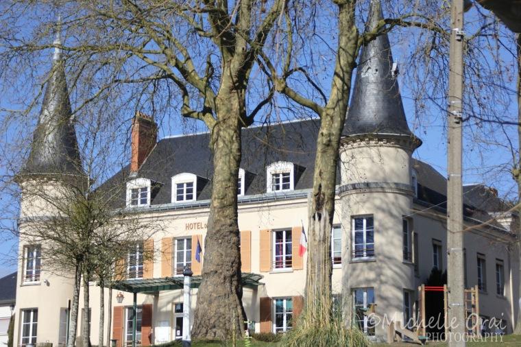 A very grand Hotel de Ville