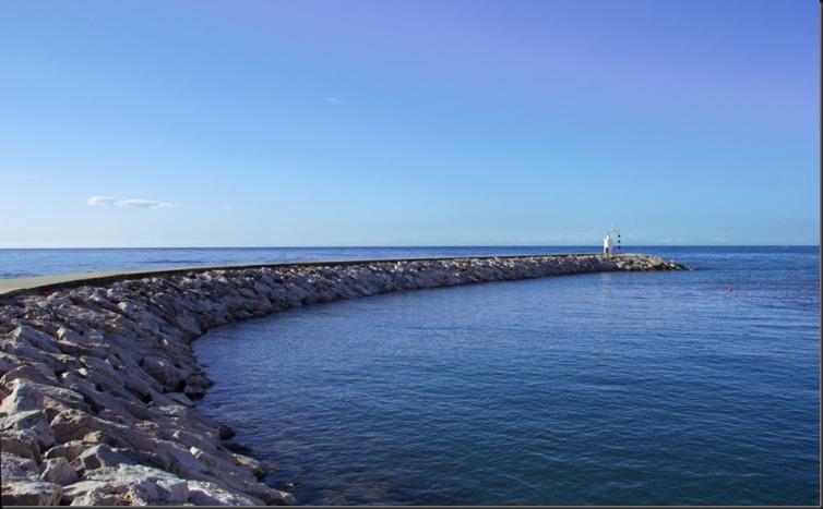 The Sea Wall